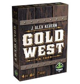 Tasty Minstrel Game Gold West