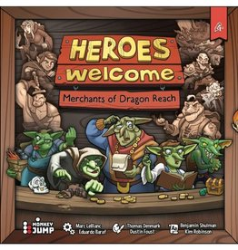 Pencil First Games Heroes Welcome Merchants of Dragon's Reach