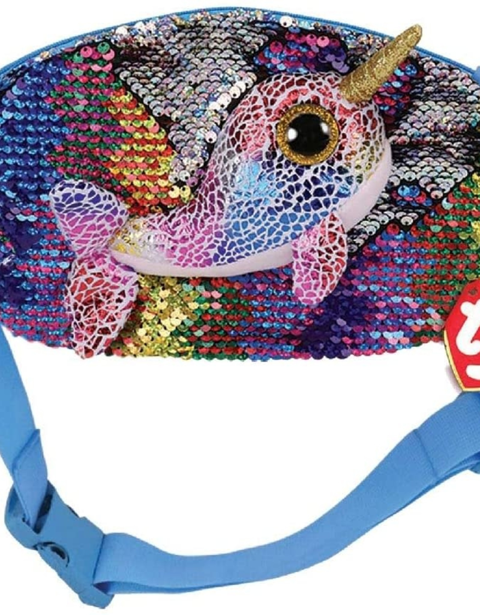 Ty Inc. Calypso Sequin Belt Bag