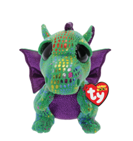 Ty Inc. Cinder Green Dragon Large