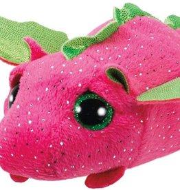 Ty Inc. Darby Pink Dragon Teeny Ty