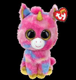 Ty Inc. Fantasia Multicolor Unicorn Small
