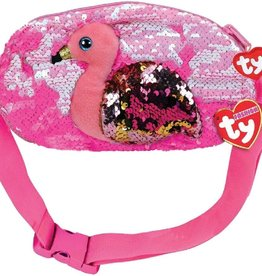 Ty Inc. Gilda Sequin Belt Bag