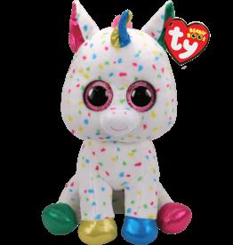 Ty Inc. Harmonie Speckled Unicorn Large