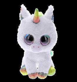 Ty Inc. Pixy White Unicorn Medium