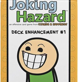 Explosm Joking Hazard: Deck Enhancement #1