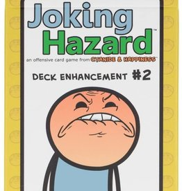 Explosm Joking Hazard: Deck Enhancement #2