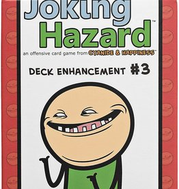 Explosm Joking Hazard: Deck Enhancement #3