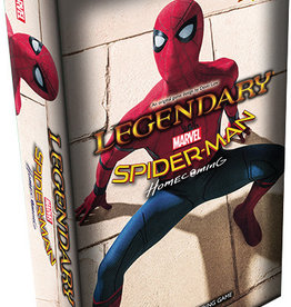 Upper Deck Legendary: Spiderman Homecoming