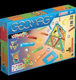 Geomag Geomag Confetti 68pc