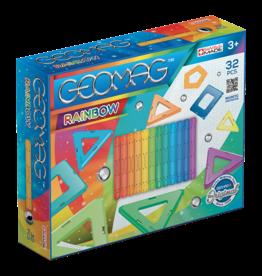 Geomag Geomag Rainbow 32pc