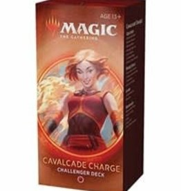Wizards of the Coast Magic the Gathering: Challenger Deck 2020 Cavalcade Charge
