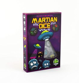 Tasty Minstrel Game Martian Dice