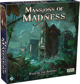 Fantasy Flight Games Mansions of Madness 2e: Path of the Serpent