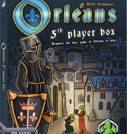 Tasty Minstrel Game Orleans: 5th Player Box