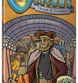 Tasty Minstrel Game Orleans: Trade & Intrigue