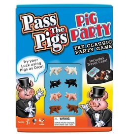 Winning Moves Games Pass the Pigs Party