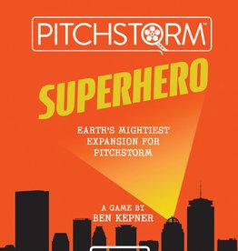 Skybound Pitchstorm: Superhero Deck