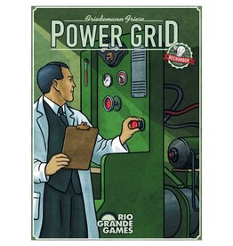 Rio Grande Games Power Grid 2e