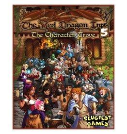 Slugfest Games Red Dragon Inn 5: The Character Trove