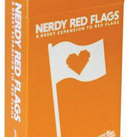 Skybound Red Flags: Nerdy Red Flags