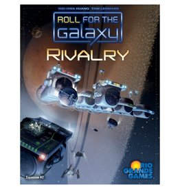 Rio Grande Games Roll for the Galaxy: Rivalry