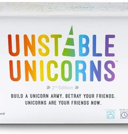 Tee-Turtle Unstable Unicorns