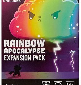 Tee-Turtle Unstable Unicorns: Rainbow Apocalypse