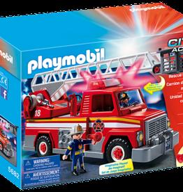 Playmobil Playmobil Rescue Ladder Unit