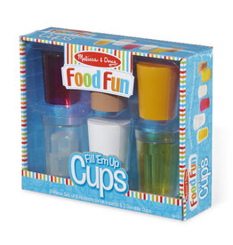 Melissa & Doug Food Fun - Fill 'Em Up Cups