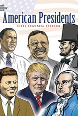 Dover Publications American Presidents Coloring Book
