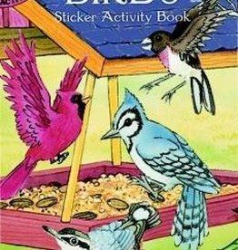 Dover Publications Birds Sticker Activity Book