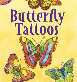 Dover Publications Butterfly Tattoos