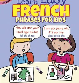 Dover Publications Color & Learn Easy French Phrases for Kids