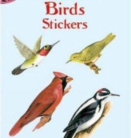 Dover Publications Common Birds Stickers