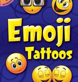 Dover Publications Emoji Tattoos
