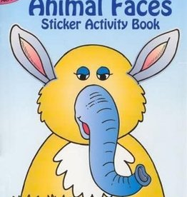 Dover Publications Funny Animal Stickers