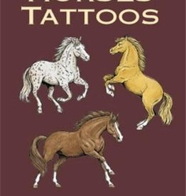 Dover Publications Horses Tattoos