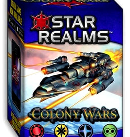 White Wizard Games Star Realms Deck Building Game