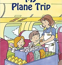 Dover Publications My Plane Trip Coloring Book