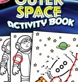 Dover Publications Outer Space Activity Book