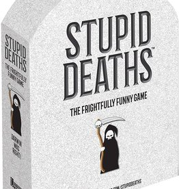 University Games Stupid Deaths