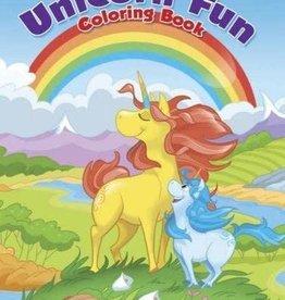 Dover Publications Unicorn Fun Coloring Book