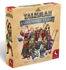 Pegasus Spiele Talisman: Legendary Tales