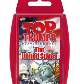 Top Trumps Top Trumps: The United States