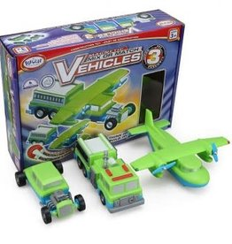 Popular Playthings Mix or Match Vehicles 3
