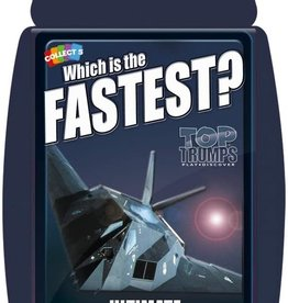 Top Trumps Top Trumps: Ultimate Military Jets