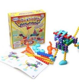Popular Playthings Playstix Flexible Set - 68 pcs
