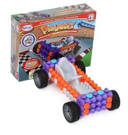 Popular Playthings Playstix Master Kit - Race Car