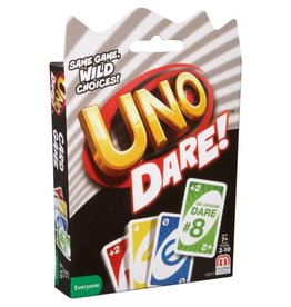 mattel Games UNO Dare!